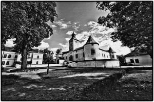 Areál renesančného kaštieľa Bytča 3