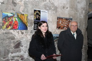 Vernisáž Hrad Strečno, 2011