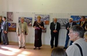 Vernisáž Makovický dom Žilina, 2014